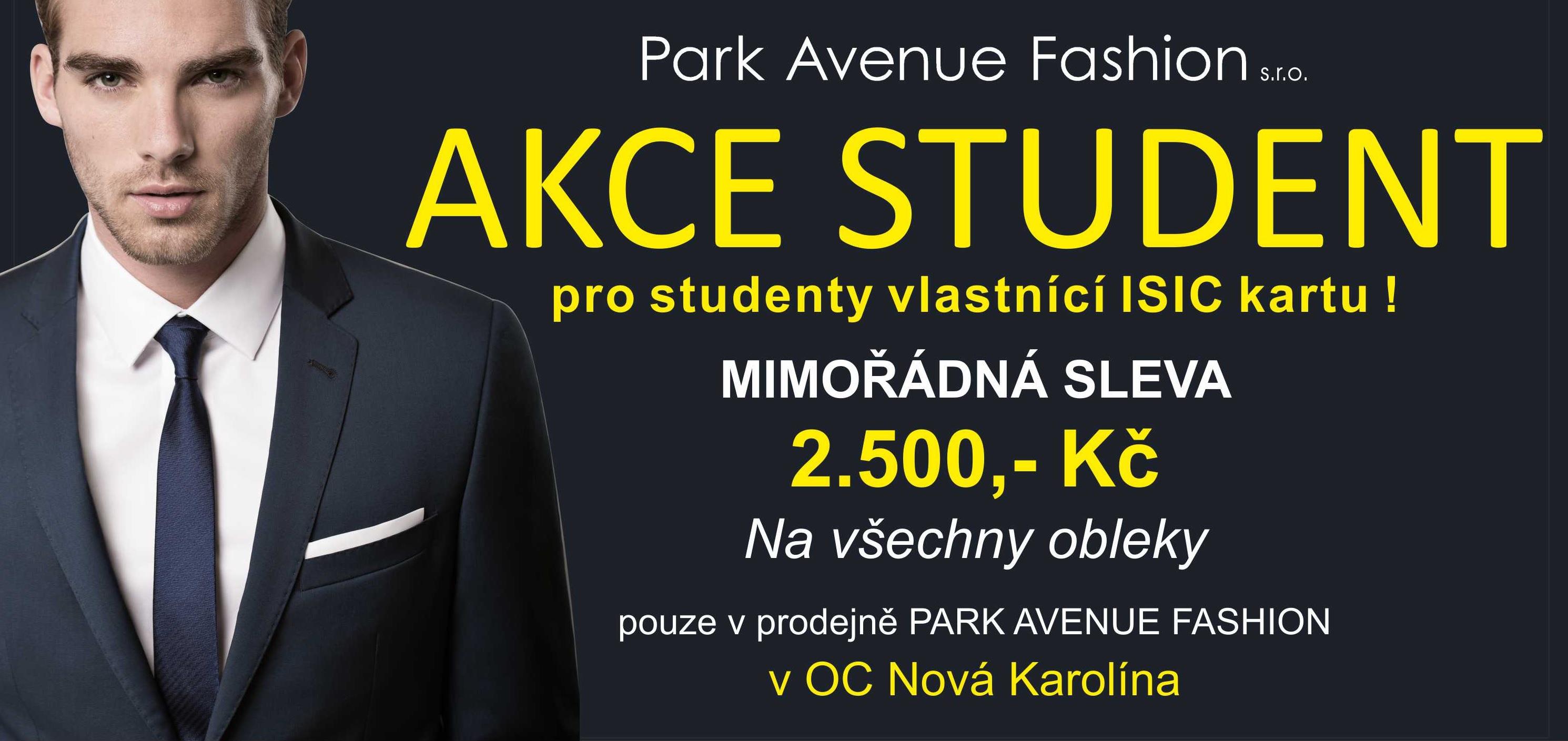 Akce student